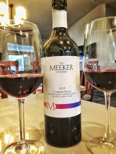 Meeker Cabernet Franc