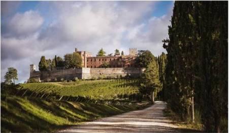 Brolio Castle, Italy