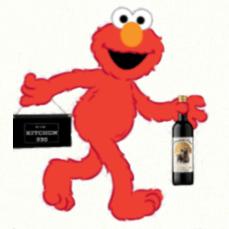 Elmo with Dracaena Wines and Kitchen 330