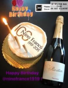 Nino Franco cake