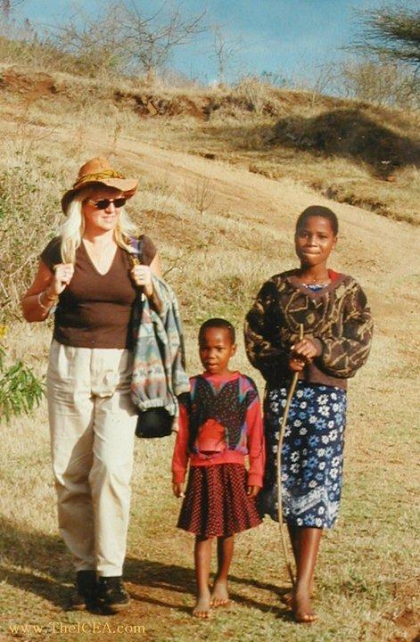 Ambassador Renate Afrika