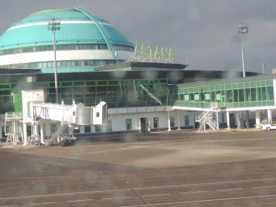 goodbye Astana - ich werde Dich nicht vermissen