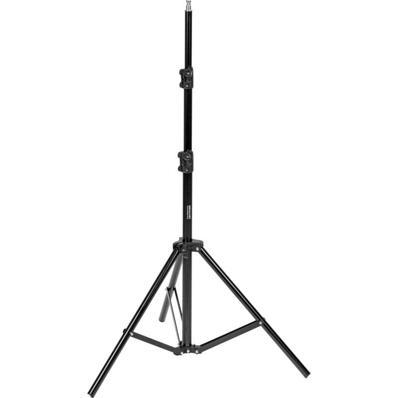 Dracast DLS-805 Spring-Cushioned Light Stand (6′)