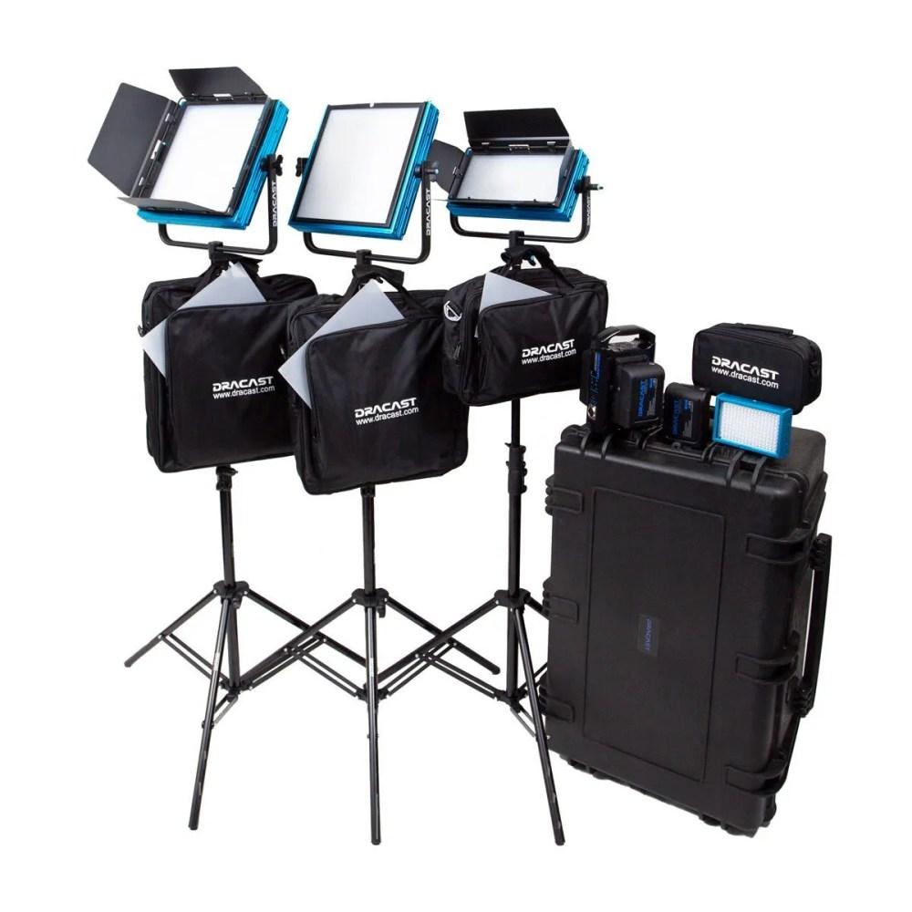 Dracast Plus Series Bi-Color ENG Kit