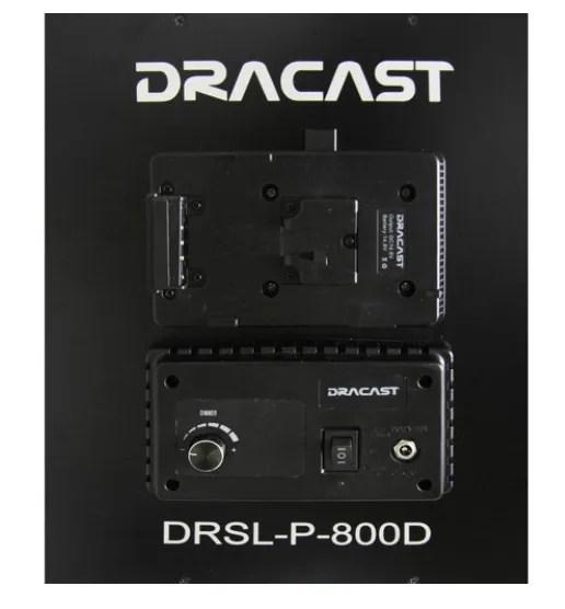 Dracast Silkray 800 Daylight LED Panel Light