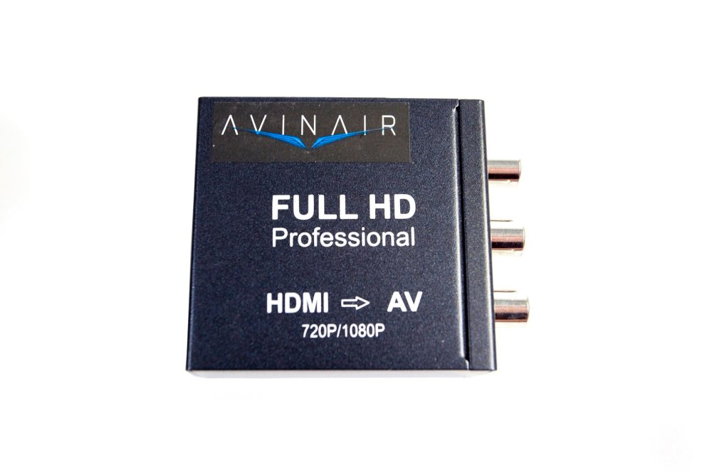 Avinair Spitfire Pro HDMI to Composite Video Converter
