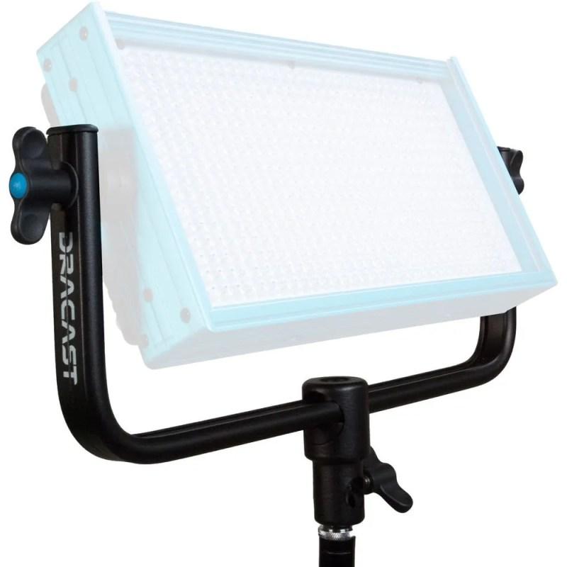 Dracast LED500 Yoke for Pro Studio Plus LED Panels