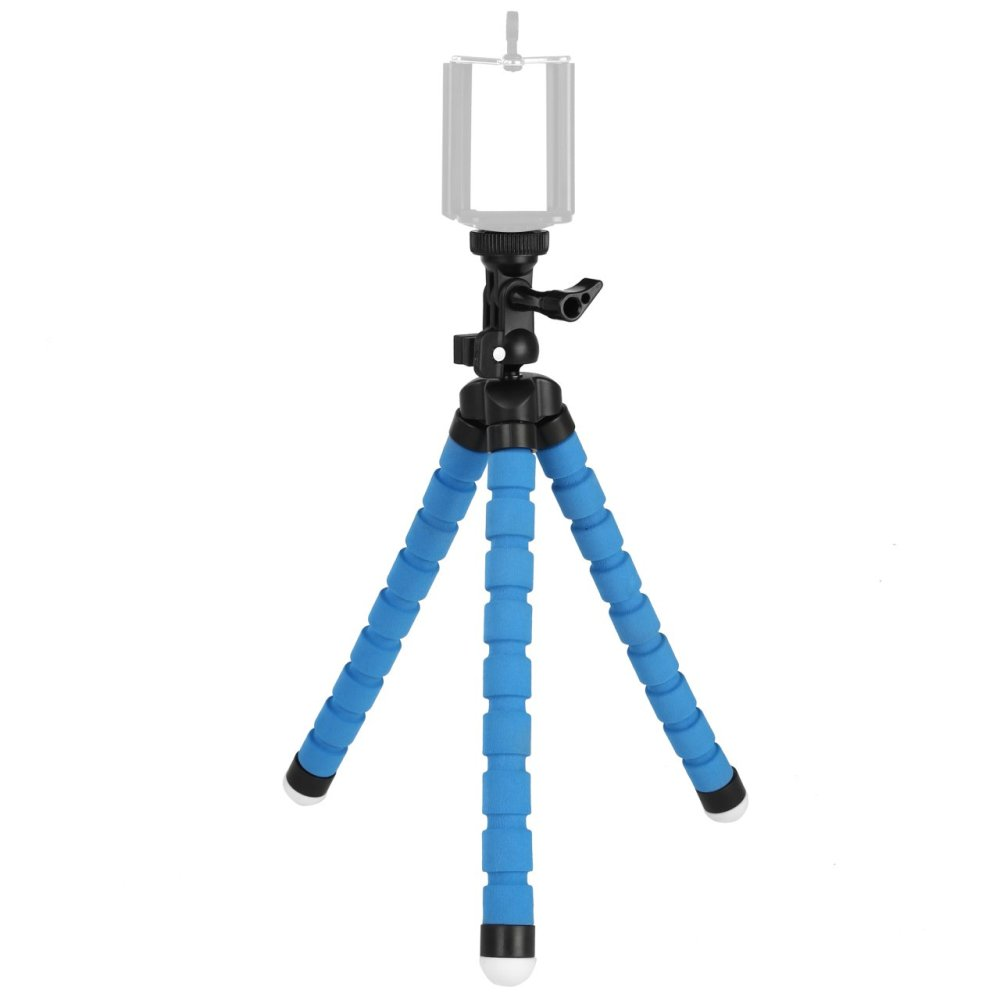 Kingjoy Flexible Mini Tripod action camera adapter