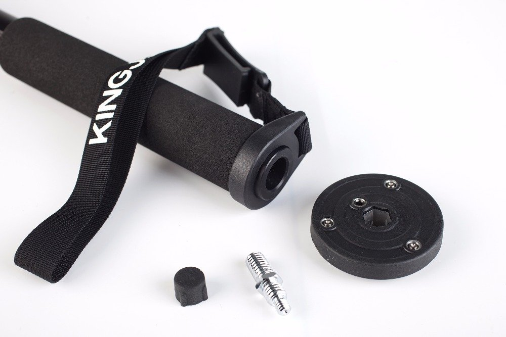 Kingjoy MP326 Twist Lock Monopod - Black
