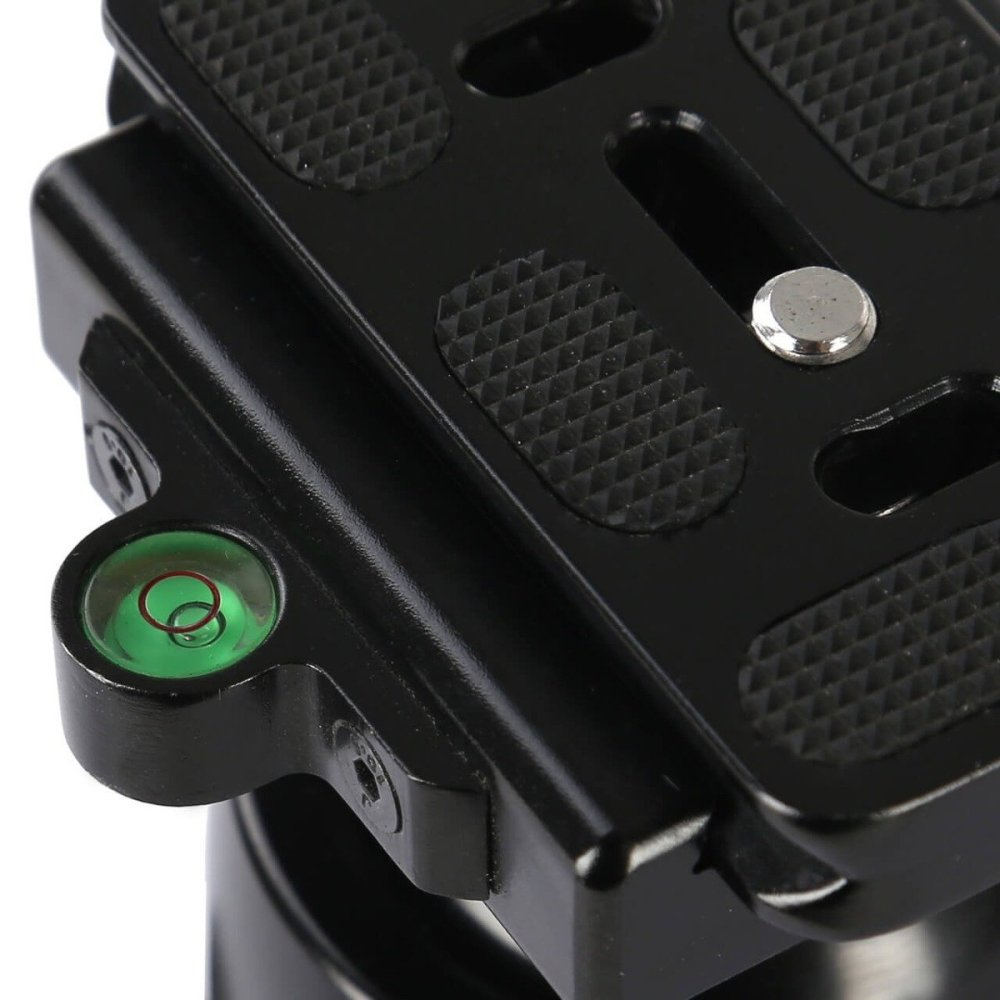 Kingjoy QH30 black QH Series High-end Damping Ball Head