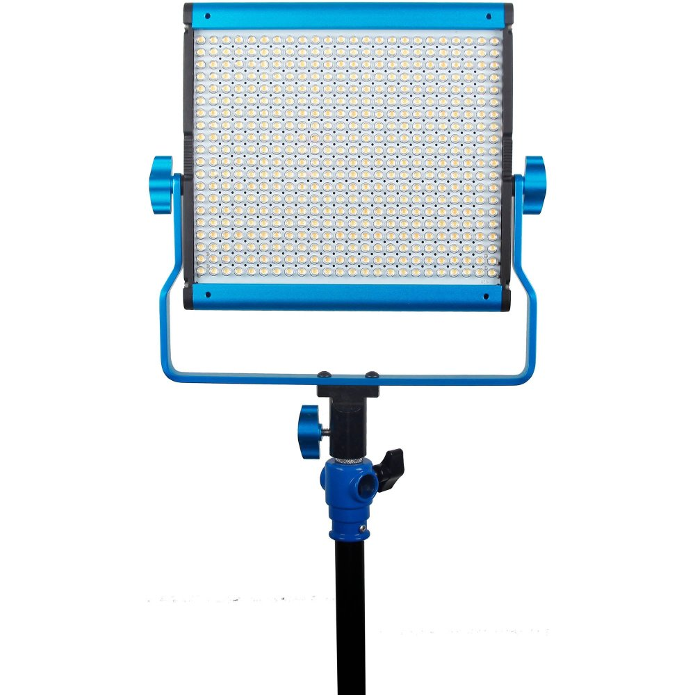 Dracast LED500 S-Series Bi-Color 3-Light Kit with NP-F Battery Plates and Hard Case