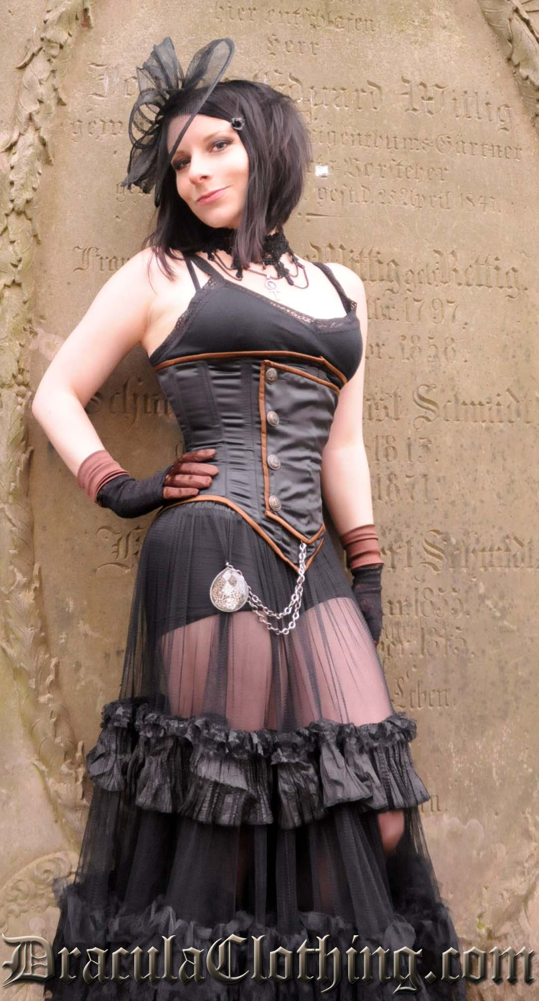 Steam Punk Underbust Corset