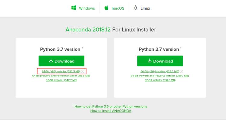 download_anaconda_latest_version