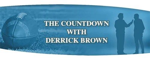 The Countdown with Derrick Brown
