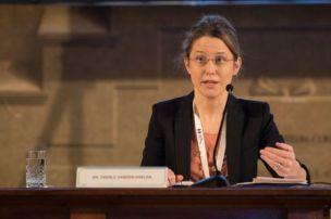 Dr. Veerle Vanden Daelen, Deputy General Director and Curator Kazerne Dossin