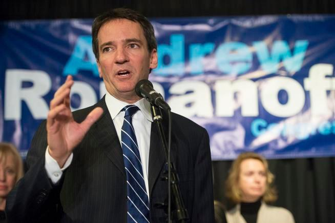 Andrew Romanoff Andrew  Romanoff  joins  list  of  Democrats  competing  to  difficulty  Cory  Gardner