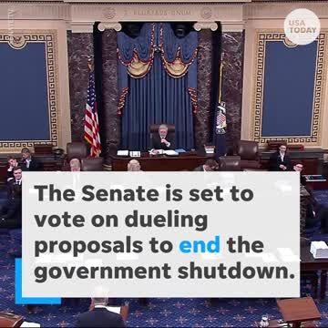 Cory Gardner Republican  Sen.  Cory  Gardner  to  vote  for  Democratic  expense  to  end  shutdown,  report  says