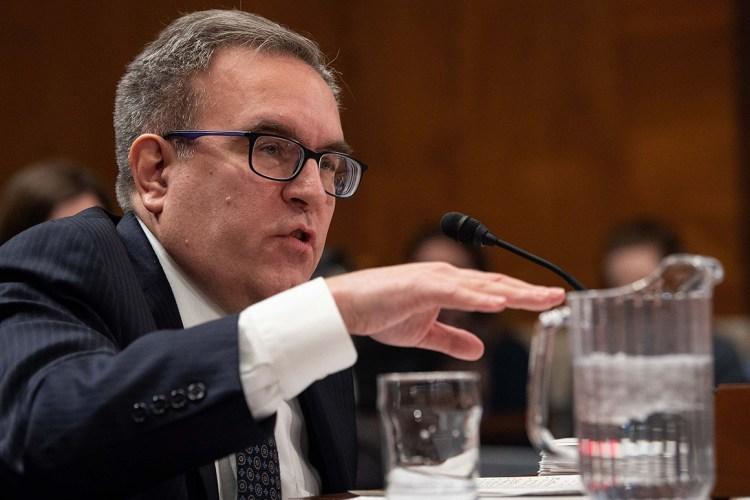 Cory Gardner EPA's  chemical  decision  worries  Republicans
