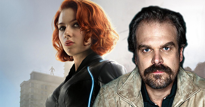 Andrew Romanoff Hellboy's  David  Habour  to  star  in  Marvel's  Black  Widow
