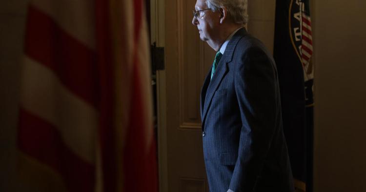 Cory Gardner Senate set to vote again on advancing coronavirus stimulus bill
