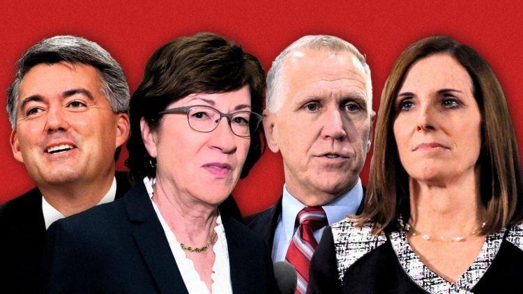 Andrew Romanoff Coronavirus shadows key Senate races, as Dems vie for control