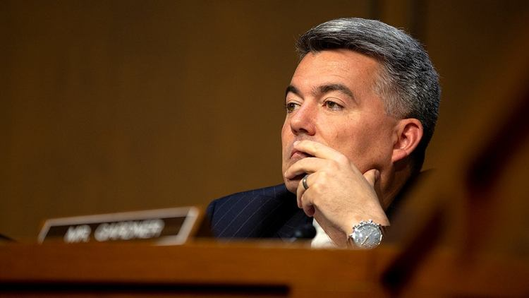 Cory Gardner McConnell in talks with Gardner to allow Senate to take Memorial Day recess