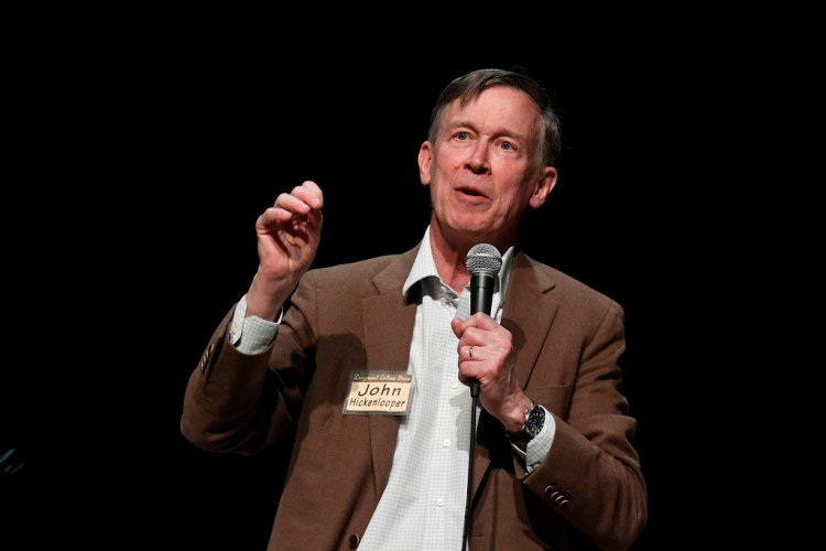 Andrew Romanoff John Hickenlooper must testify in ethics hearing, commission rules