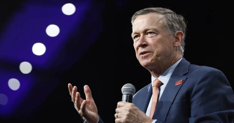 Andrew Romanoff 'A hot mess': Hickenlooper's Senate bid encounters huge difficulty as main approaches