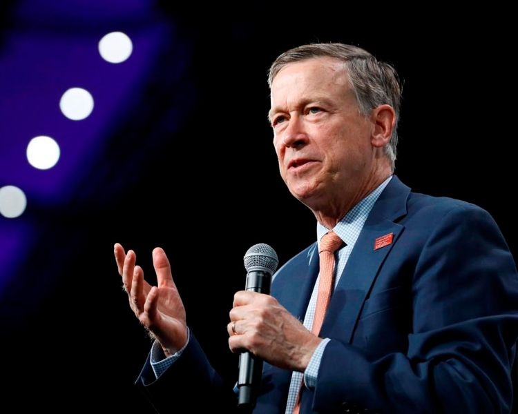 Andrew Romanoff 'A hot mess': Hickenlooper stumbles into Democratic main