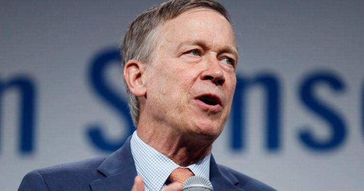 Andrew Romanoff Coloradans Are Getting Strange Texts Slamming Democratic Senate Prospect John Hickenlooper