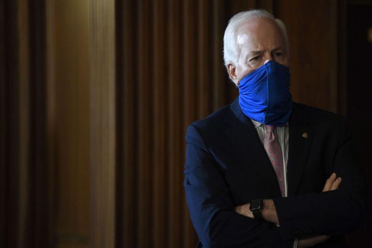 Cory Gardner Endangered GOP senators are driving force for virus deal