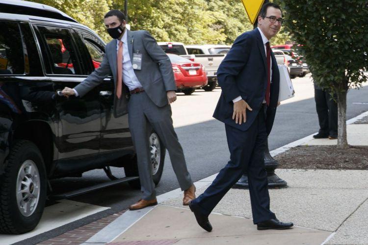 Cory Gardner Capitol negotiators still stuck, still trying on virus aid