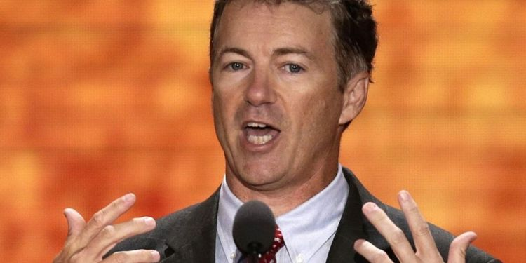 Cory Gardner Does GOP Rep. Ken Dollar Believe You Have To Pay People To Hate Rand Paul?