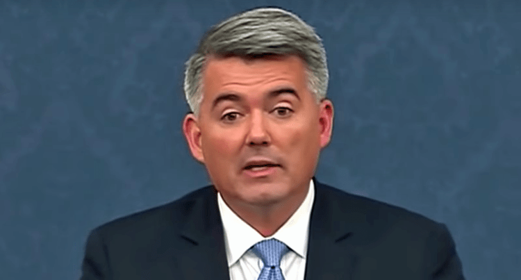 Cory Gardner GOPer Cory Gardner put his party before the country — and now his career is 'toast': Conservative