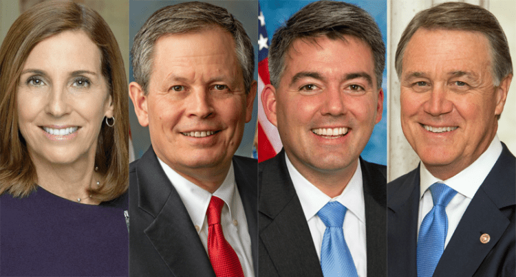 Cory Gardner BUSTED: Four GOP senators caught running ads that lie about preexisting conditions