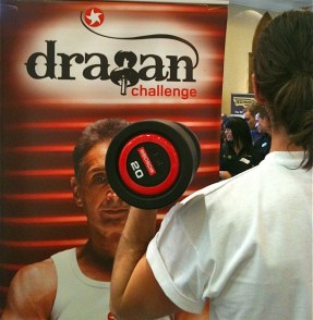 Dragan Challenge with ESCAPE Fitness
