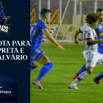 Bancada Azulina 107 – Derrota para a Ponte Preta e segue o calvário