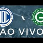 Confiança x Goiás- AO VIVO | SÉRIE B