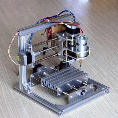 Milling PCBs with the Arduino T8 CNC - Dragão sem Chama