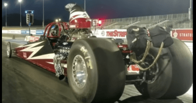 Cory Gulitti Dragster Video