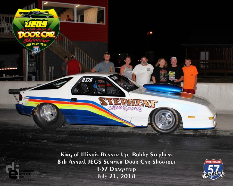 2018 jegs summer door car shootout king of illinois runner up