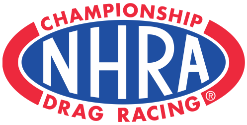 NHRA Championship Drag Racing Logo