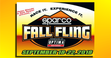 2018 Fall Fling Event Logo