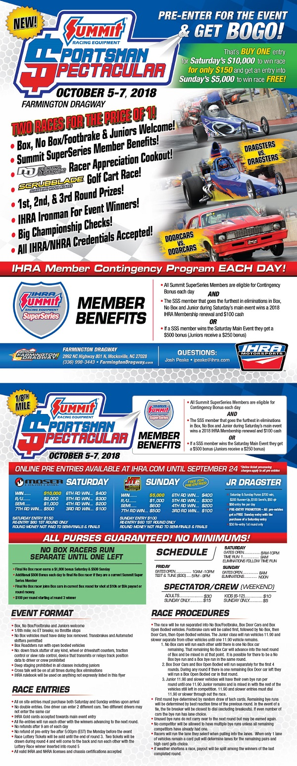 2018_IHRA-Sportsman-Spectacular-Flyer-FARMINGTON-DRAGWAY-Sponsors_Oct-web
