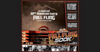 Fall Fling 500K Race
