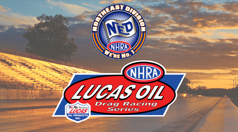 NHRA Division 1 Lucas Oil Drag Racing Series Results