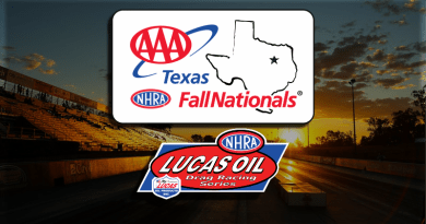 2018 AAA Texas Fall Nationals Sportsman Results