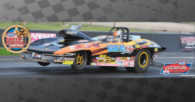 2019 NHRA Division 4 Lucas Oil Drag Racing Series