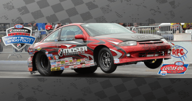 2019 NHRA Moser Engineering Sportsman Shootout