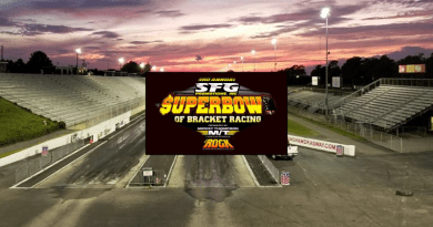 2018 SFG Super Bowl at Rockingham Dragway results